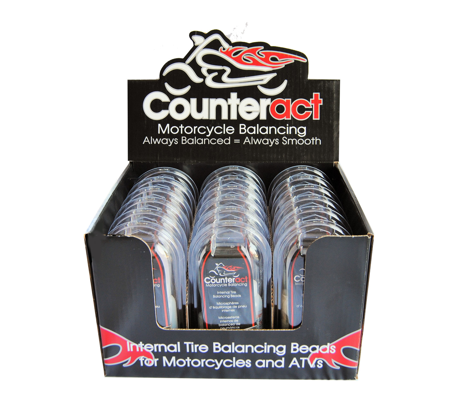 Counteract For Motorcycles Counteract Balancing Beads