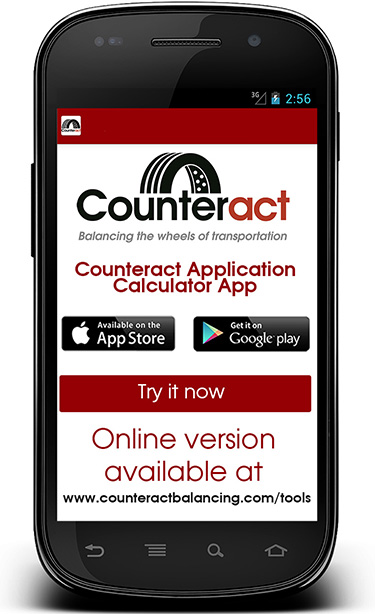 Counteract for Off Road | Counteract Balancing Beads